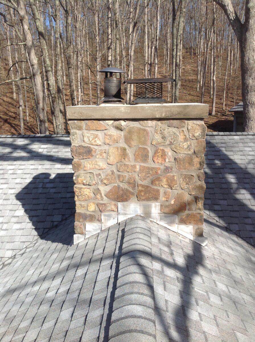 chimney caps u0026 fireplace repair in columbus in oesterling