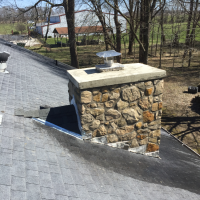 Chimney Crown Repair Service in Columbus, IN