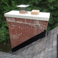 Stainless Steel Chimney Cap Installation in Batesville IN