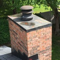 Chimney Chase Cover Repair in Columbus, IN